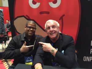 WWF Legend Ric Flair